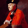 Colonel John Montresor by John Singleton Copley