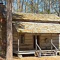 Colonial Cabin by Gordon Elwell