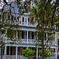 Colonial Charleston by Dale Powell