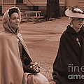 Colonial Ladies by Luv Photography