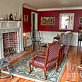 Colonial Parlor by Olivier Le Queinec