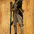 Colonial Soldier by Thomas Woolworth