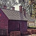Colonial Williamsburg by Brenda Hackett