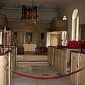 Colonial Williamsburg Church  by Christiane Schulze Art And Photography