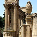 Colonnades Palaces Of Fine Arts by Christiane Schulze Art And Photography