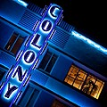 Colony Hotel 1 by Dave Bowman