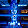 Colony Hotel 2 by Dave Bowman