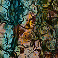 Color Abstraction Xvi by David Gordon