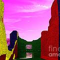 Color At Quarai  by Vivian Christopher