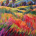 Color Bank by Erin Hanson