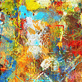 Color Burst #1 by Sandy MacGowan