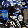 Color Chrome 1932 Black Ford Coupe by Tikvah's Hope