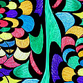 Color Dance by Rafael Salazar