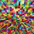 Color Explosion I by Alys Caviness-Gober