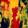 Color Fantasy by Anthea Karuna