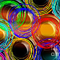 Color Frenzy 1 by Andee Design
