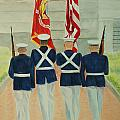 Color Guard by Jill Ciccone Pike