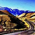 Color My Road by Douglas Barnard