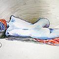 Color Nude #1 by Jason Gluskin