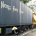 Color Of Nickel by Michael Krek