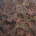Color Of Steel 2 by Fran Riley