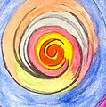 Color Spiral 5-25-2014 by Mark Bray