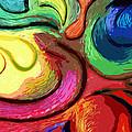 Color Swirl by Ryan Burton
