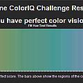 Color Test Melissa Bittinger by Melissa Bittinger