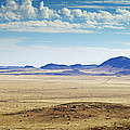 Color View Of West Texas by Phill Doherty
