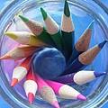 Color Wheel by Elizabeth Sullivan