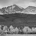 Colorado America's Playground In Black And White by James BO  Insogna