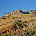 Colorado, Autumn, Just East Of Ridgway by Darrell Gulin