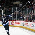 Colorado Avalanche V Winnipeg Jets by Jonathan Kozub