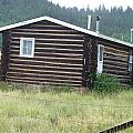 Colorado Cabin by Lord Frederick Lyle Morris