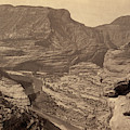 Colorado Canyons, 1872 by Granger