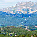 Colorado Continental Divide Panorama Hdr Crop by James BO Insogna