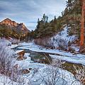 Colorado Creek by Darren  White