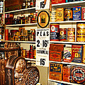 Colorado General Store Supplies by Janice Rae Pariza