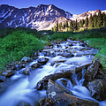 Colorado High Country by Ray Mathis