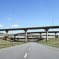 Colorado Highway by Don Hill