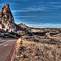 Colorado Highway by Wolfgang Hauerken