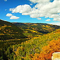 Colorado In Autumn by Jeff Swan