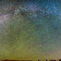 Colorado Indian Peaks Milky Way Panorama by James BO Insogna