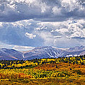 Colorado Landscape by OLena Art Brand