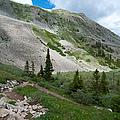 Colorado Mountain Landscape by Cascade Colors