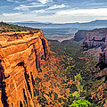Colorado National Monument Red Canyon Panorama by Christopher Arndt