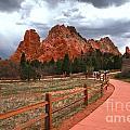 Colorado Path To Paradise by Adam Jewell