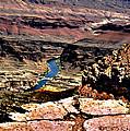 Colorado Rapids Grand Canyon by Bob and Nadine Johnston