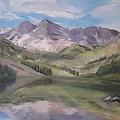 Colorado Reflections by Roberta Rotunda