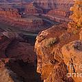 Colorado River At Dawn by John Shaw